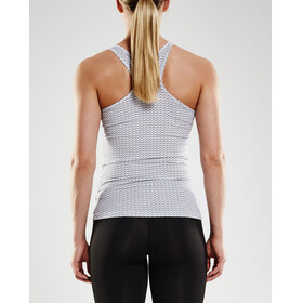 Craft Essential Racerback Singlet Women P Trio White